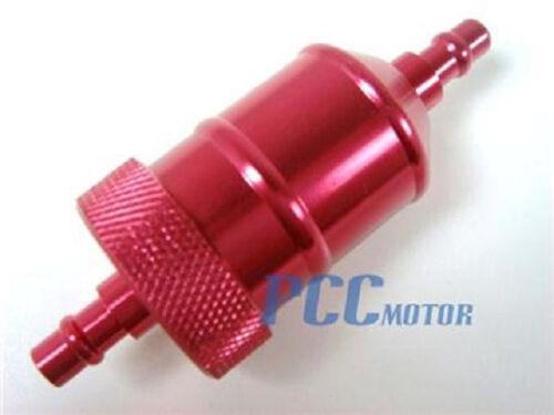 CNC ALUMINUM FUEL FILTER FOR CARBURETOR COOLSTER TAO TAO PIT DIRT BIKE ATV FF01