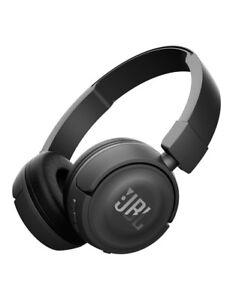 NEW JBL T450BT Wireless On-Ear Headphones - Black