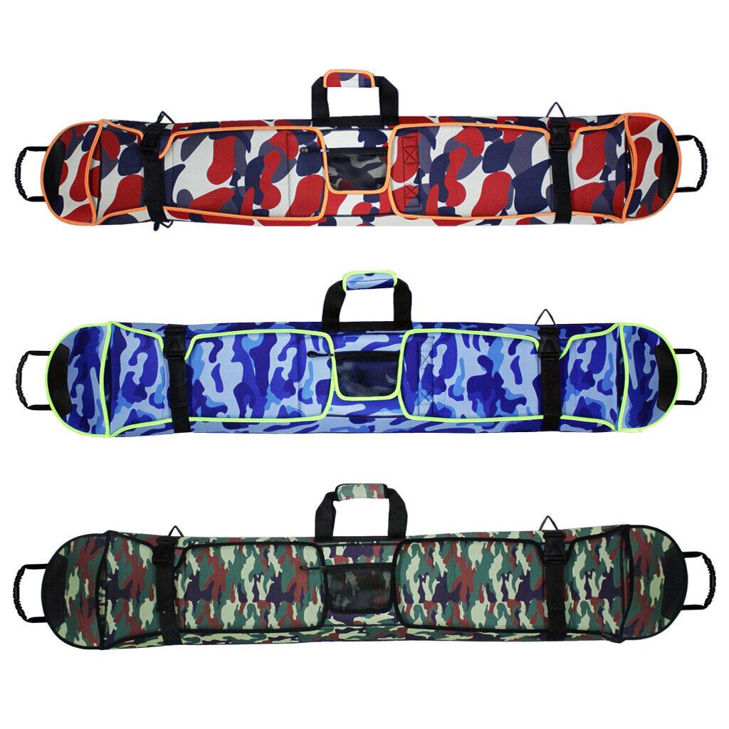 Snowboarding Ski Bag Snowboard Cover Waterproof Adjustable Belt Carry Case