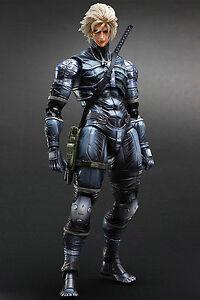 Figurine-Play-Arts-Kai-Raiden-Metal-Gear-2-28-cm-Square-Enix