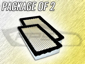 AIR FILTER AF5210 FOR SAAB 900 S 9-3 PACKAGE OF TWO
