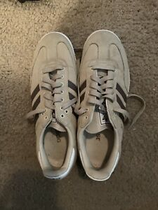 Brown and Tan Tennis Shoes. Pre-owned
