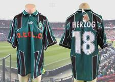 Werder Bremen 1999-00 home shirt trikot camiseta Herzog 18 size XL BNWT NEU