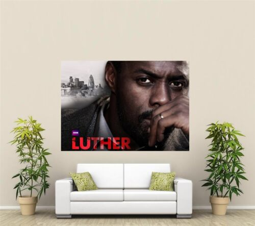 Luther Giant 1 Piece  Wall Art Poster TVF161