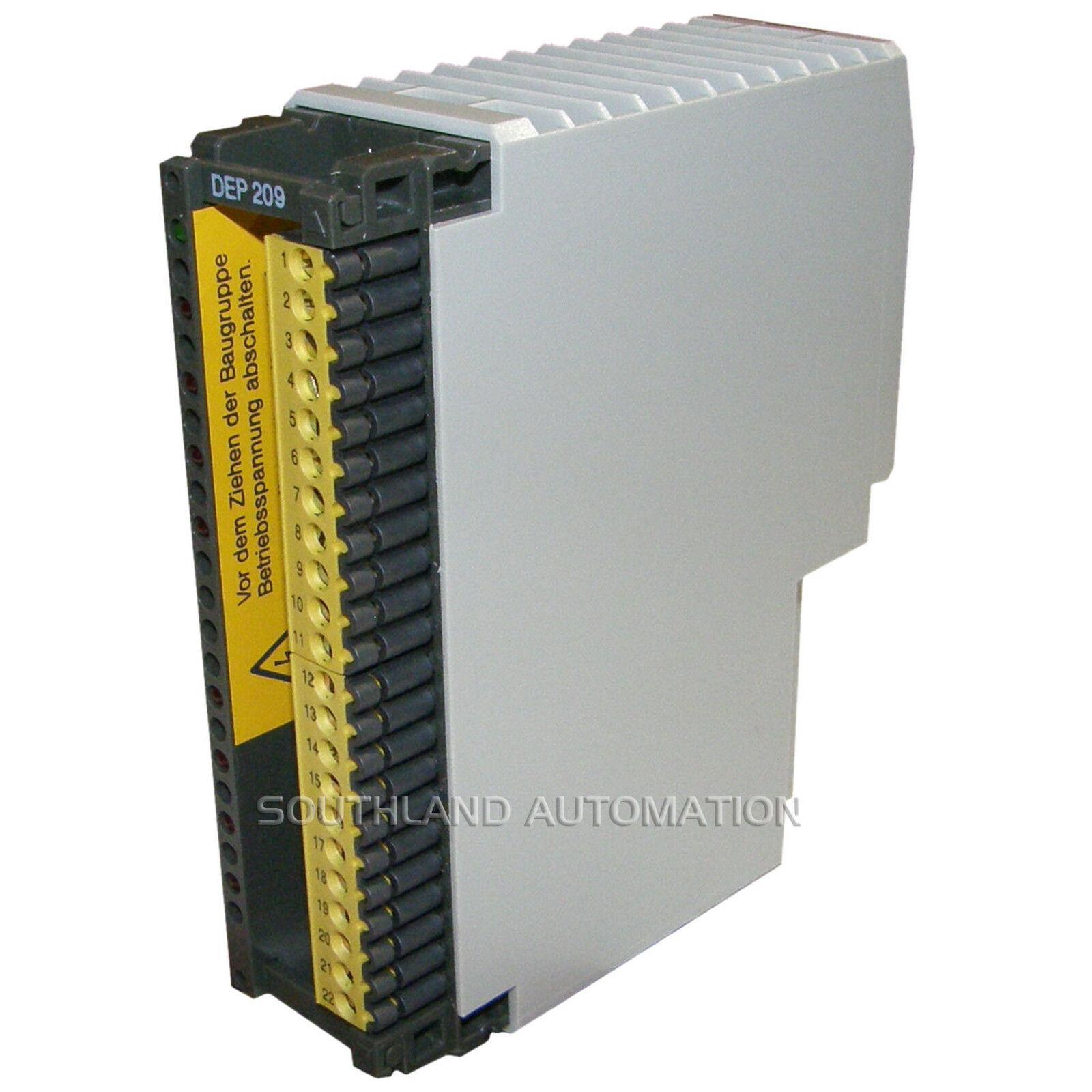 MODICON AS-BDEP-209 115 V AC INPUT MODULE 8 POINT--SA