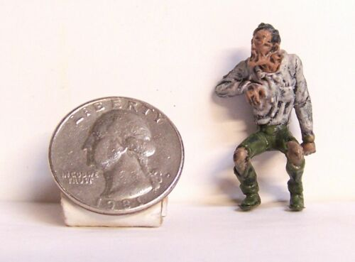 ZOMBIE PLANET Dead Zone Dave Tech Geek 2 Toy Figure Figurine Character Zombies