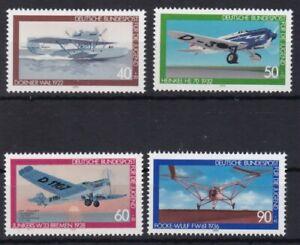BRD-1979-postfrisch-MiNr-1005-1008-Fuer-die-Jugend-Luftfahrt