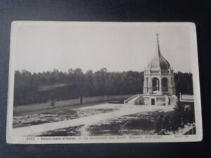 CPSM-Sainte-Anne-d-039-Auray-The-Monument-to-the-dead