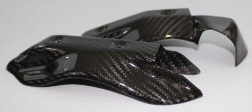 Ducati Streetfighter Radiator Side Covers Carbon Fiber