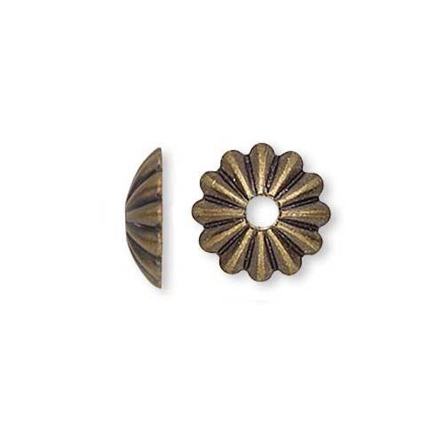 6Pcs 20.4g White Rare Earth /& Tibet silver Spacer Beads Ball Pendant Bead YN31