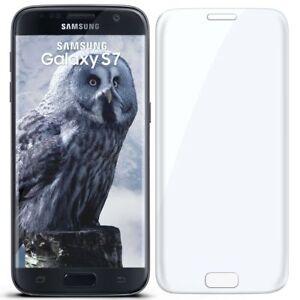 3D-Panzer-Glasfolie-fuer-Samsung-Galaxy-S7-aus-9H-Hart-Glas-Curved-Full-Screen
