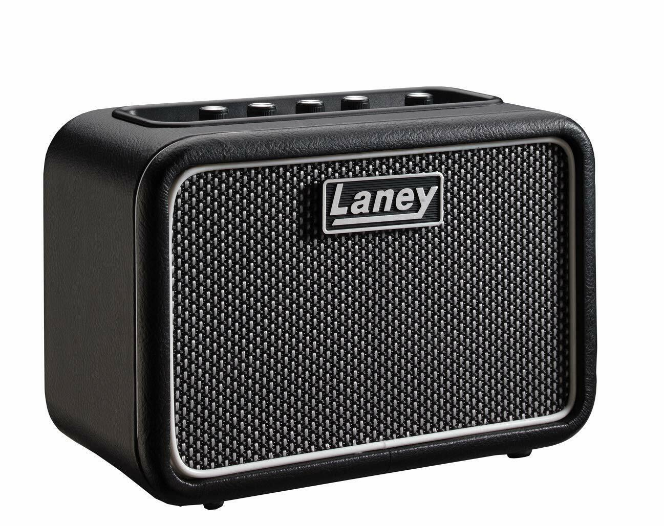 Laney MINI-ST-SUPERG Stereo Battery Powerot Guitar Amplifier
