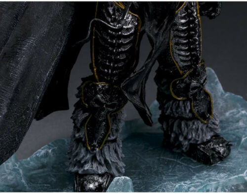 WOW World Warcraft Arthas Menethil The Lich King Deluxe Collector Action Figures