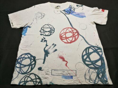 Futura T-shirt XL Art Designer Hypebeast Japanese