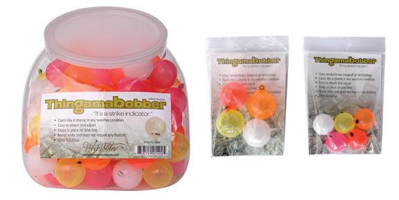 THINGAMABOBBER Strike Indicators  150 pc jug, 12 dia