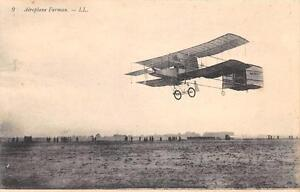 CPA-AVIATION-AEROPLANE-FARMAN