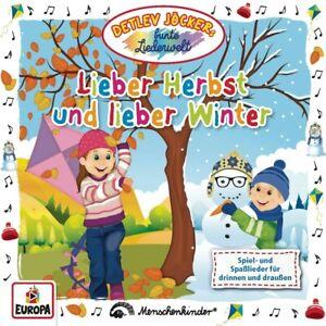 DETLEV-JOCKER-LIEBER-HERBST-UND-LIEBER-WINTER-CD-NEW