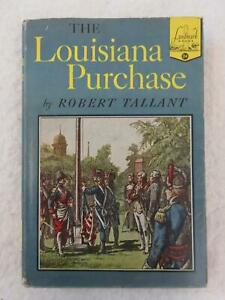 Robert-Tallant-THE-LOUISIANA-PURCHASE-Warren-Chappell-Landmark-24-Random-House
