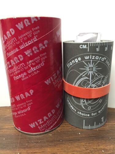 """Flange Wizard Wizard Wrap-medium 2/"""" To 16/"""" Pipe WW-17"""