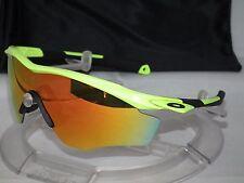 CUSTOM OAKLEY M2 XL Sunglasses Retina Burn Neon w/ Black / Fire Iridium