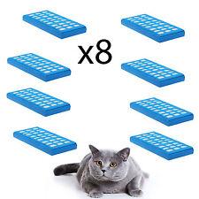 8 X Cartuchos de filtro de purificación de agua superior para fuentes Cat Mate 335
