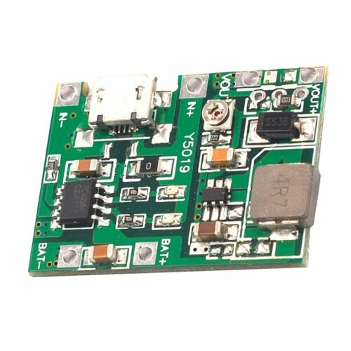 3.7V To 9V 5V Multimeter Modified 18650 Lithium Battery Charging Module 2A OG