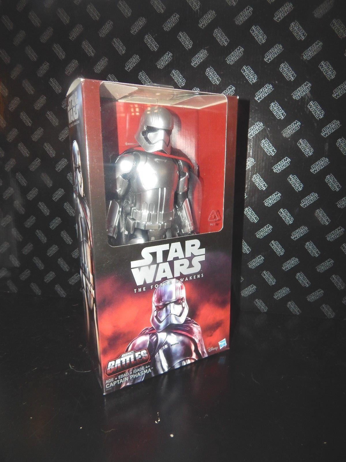 Star Wars 12 12 12   Inch Scale Captain Phasma da3bdf