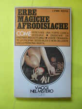 KEITH - ERBE MAGICHE AFRODISIACHE - ED.MEB - 1980