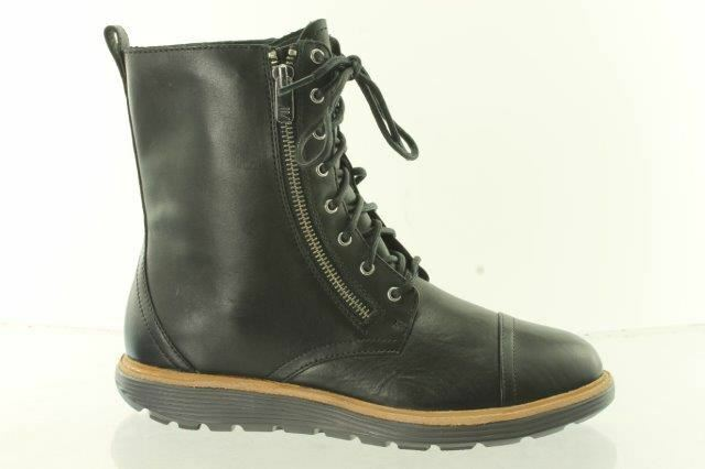 Rockport Twz Welt Mid Zip Boots V76009~Womens~<wbr/>UK 3 TO 7 Only