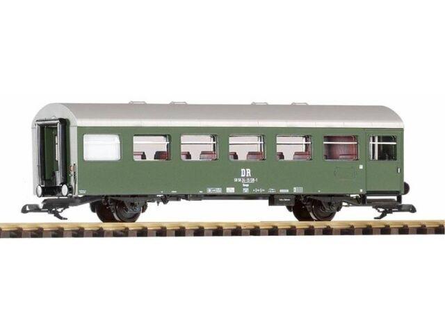 PIKO 37682 Personenwagen Reko 2achsig Bage der DR, Ep. IV, Spur G