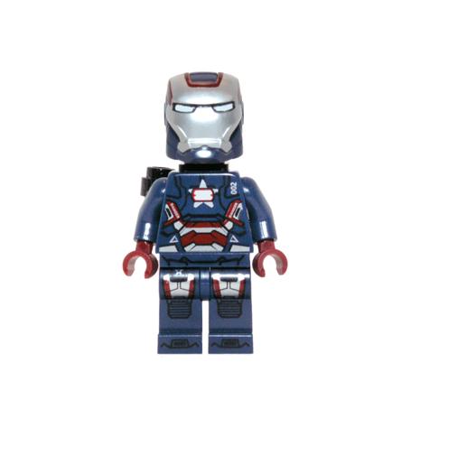 vendite dirette della fabbrica Nuovo LEGO Iron Patriot FROM SET 30168 IRON uomo 3 3 3 (sh084)  la migliore offerta del negozio online