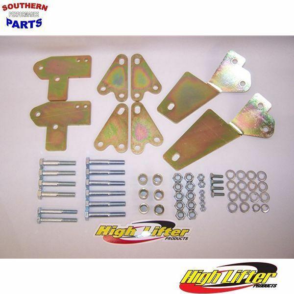 SEIZMIK UTV Hood Rack Kit POLARIS RANGER FULL SIZE 2013-17 XP 900 XP 570 Brutus