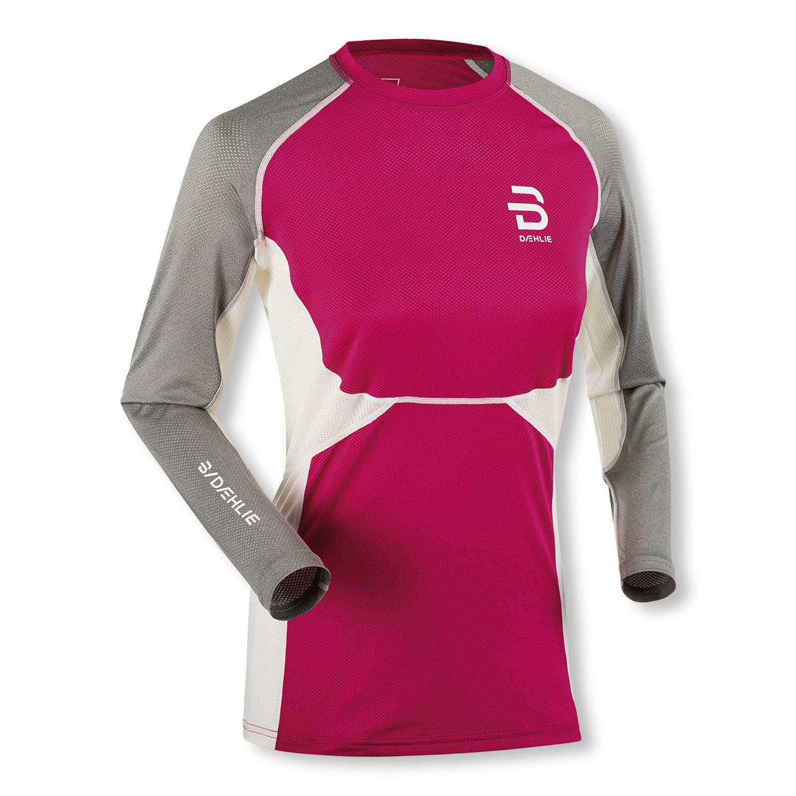 Björn Daehlie DaSie Funktionsshirt Langarmshirt Training Tech Baselayer Langlauf