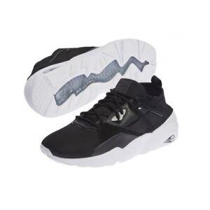 fcc8c0b2f1c5e5 BTS X Puma Bog Sock Elem Ental Shoes Black Bangtan Boys Sneakers US ...