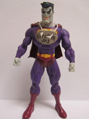 DC COMIC Direct Superman//Batman Vengeance Series Bizarro Action Figure D52
