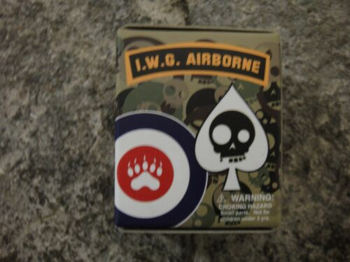 TAD GEAR Triple Aught Design ROCKETWORLD I.W.G Airborne Paratroopers Blind Box A