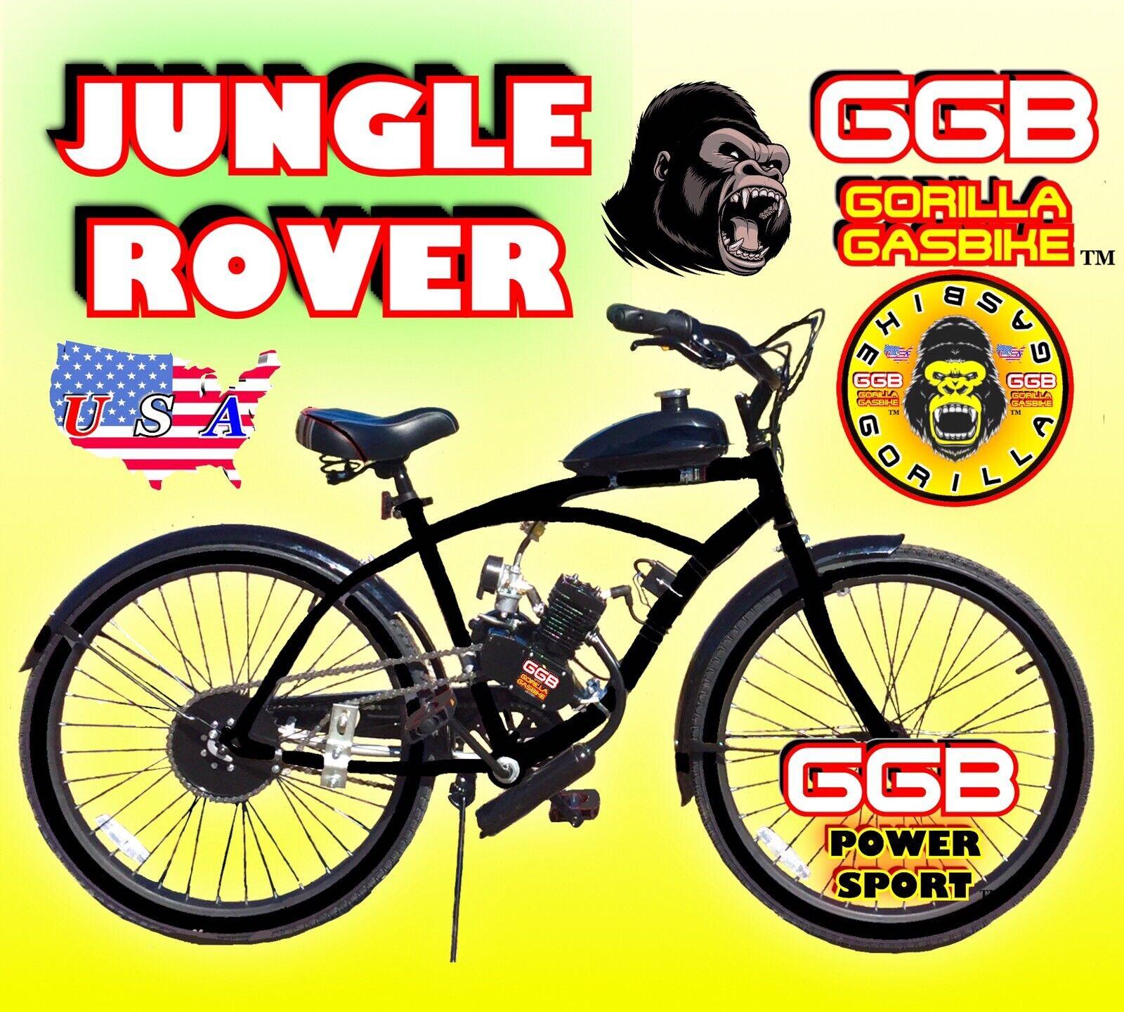 49cc 48cc 50cc 66cc 80cc 2-STROKE MOTORIZED BIKE KIT AND 26  BICYCLE DIY