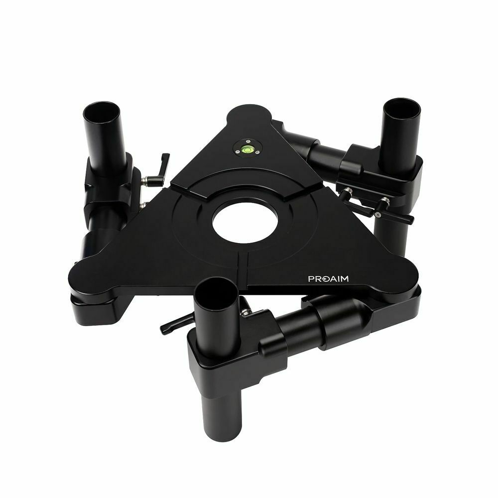 Proaim Mitchell Cyrus Hi-Hat (Scaffold Hi-Hat) Versatile Camera Support