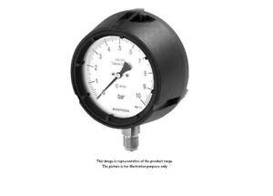 (AMPMECH) BADOTHERM GAUGE, PRESSURE, BDT21/A, 125MM, 0-600 BAR