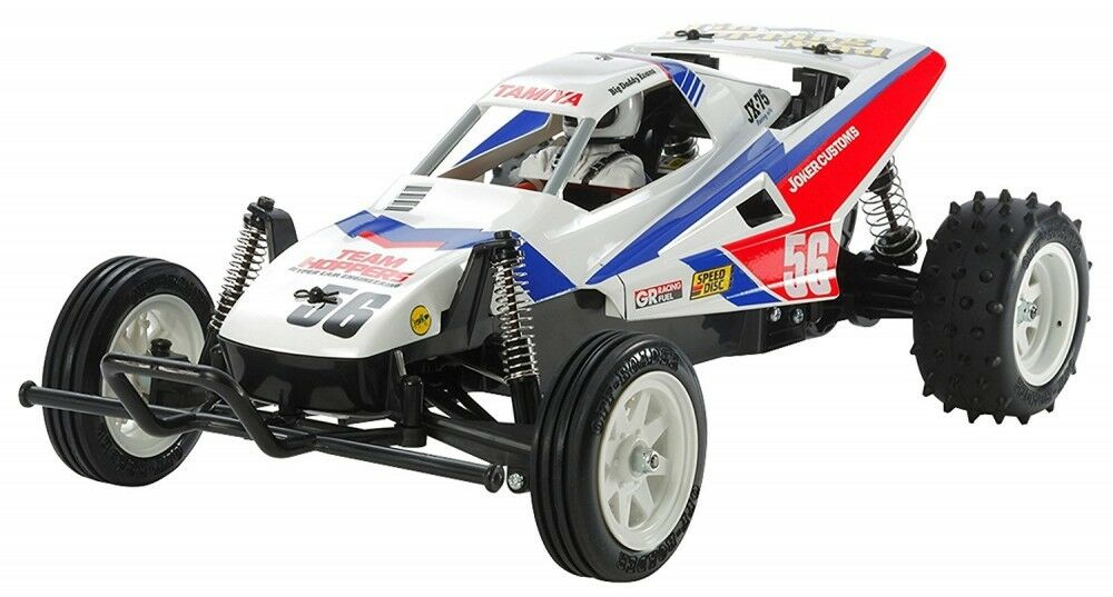 TAMIYA RC Grasshopper II 2017 Assembly Kit 2WD 58643 F S New from Japan