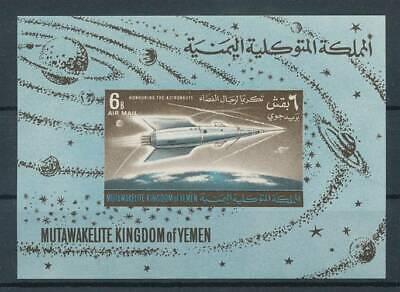 191407 Jemen Block 10** Raumfahrt Kgr