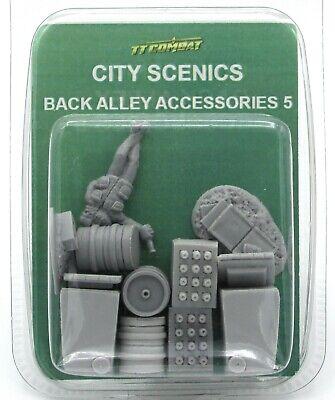 Ttcombat-dcsra 012-BACK ALLEY Accessoires 5