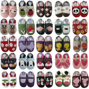 Carozoo-Baby-Girl-Shoes-Up-To-8years-Soft-Sole-Leather-Kids-Shoes