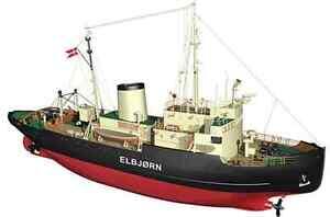 Billing Boats Elbjorn Icebreaker B536, modèle de kit de bateau 5708964005363