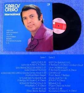 LP Carlos Otero: International (Metronome SMLP 057) D