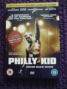 Brand New amp Sealed The Philly Kid DVD Martial ArtsUFC violent action film - <span itemprop=availableAtOrFrom>Norwich, United Kingdom</span> - Brand New amp Sealed The Philly Kid DVD Martial ArtsUFC violent action film - Norwich, United Kingdom