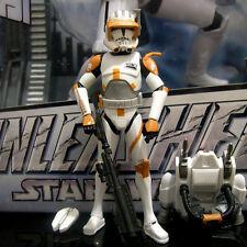 STAR WARS the clone wars CLONE COMMANDER CODY phase II armor CW7