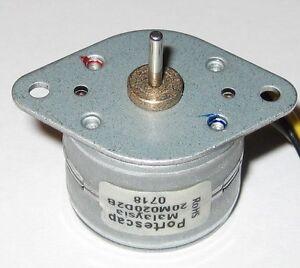 Portescap-Bipolar-Mini-Stepper-Motor-12-V-18-deg-step-20-Steps-20M020D