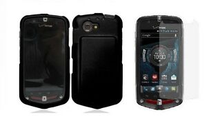 Screen-Protector-Black-Cover-Case-for-Casio-G-039-zOne-Commando-4G-LTE-C811-Phone