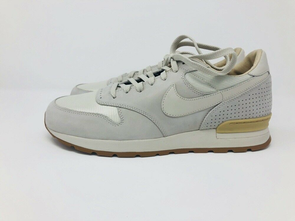 NIKE Air Zoom Epic Luxe Light Bone Gum Buttons Sz 12 876140-001 Seasonal price cuts, discount benefits